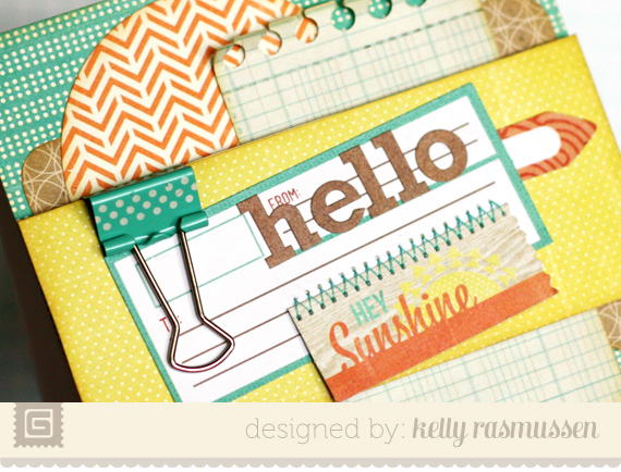 Hello | Kelly Rasmussen