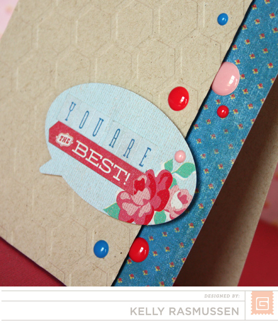 Back to Basics | Candy Buttons | Kelly Rasmussen