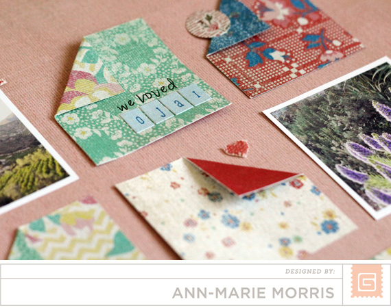Blueprint No. 004 | Ann-Marie Morris