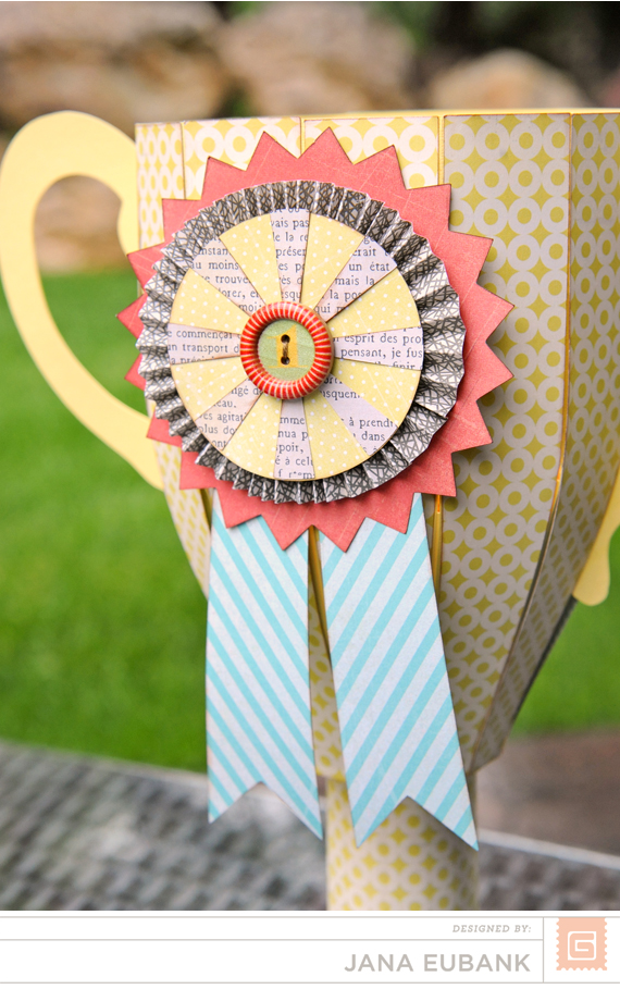Father's Day Altered Projects | Jana Eubank | BasicGrey Blog